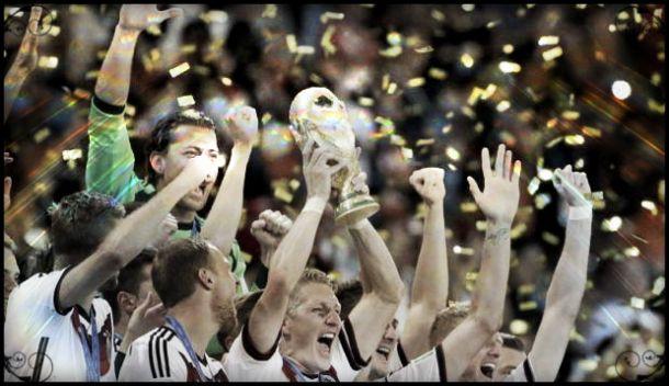 Golo de Gotze decide: Alemanha é a campeã do Mundo