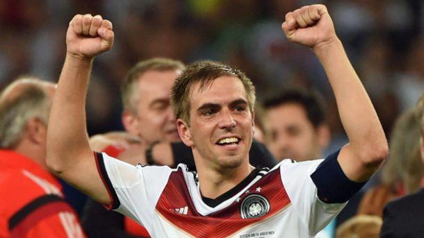 """Lahm dice addio alla nazionale tedesca: """"È il momento giusto"""""""