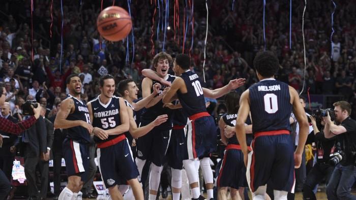 2016 NCAA Tournament Team Profile: Gonzaga Bulldogs