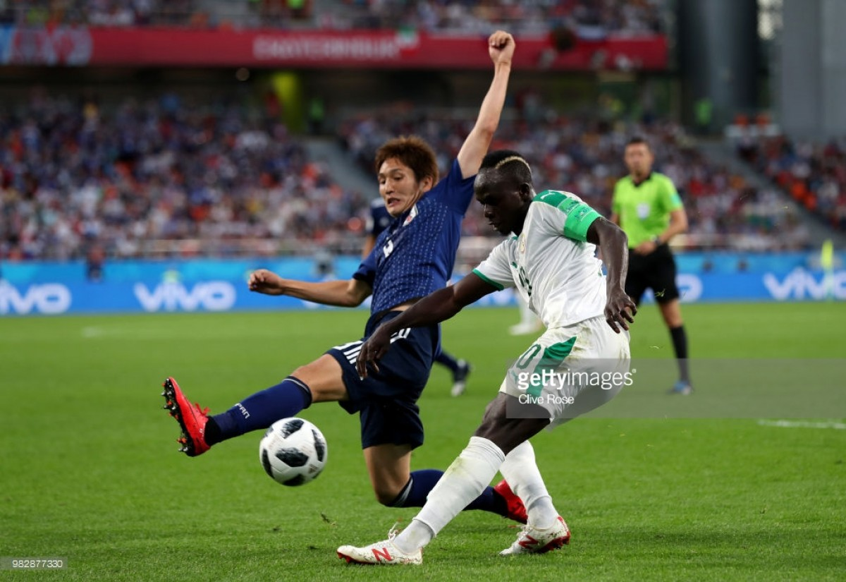 Mane: Senegal allowed Japan back into the game