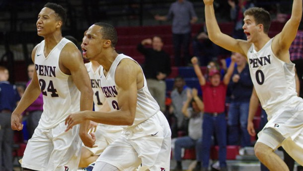 Penn Downs Delaware State Late To Claim First 3-0 Start Since 1981-82