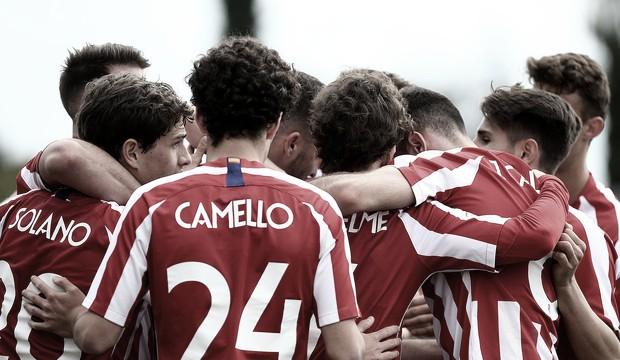 Manu Sánchez y Riquelme vuelven con el Atleti B