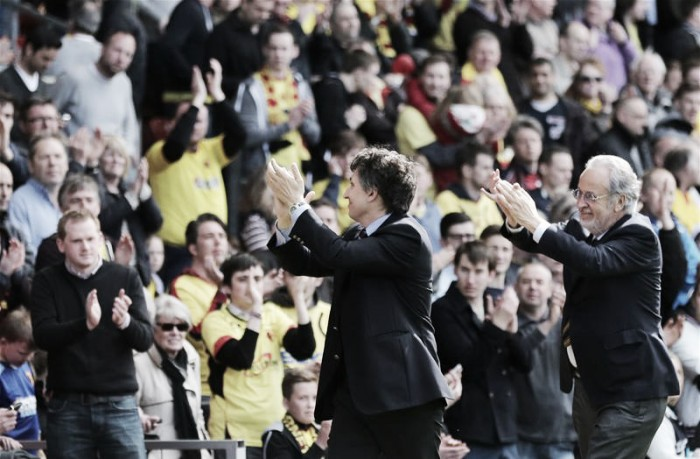 Watford celebrate four years of Pozzo
