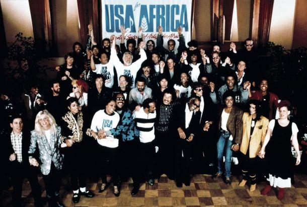 30 años de 'We are the World': sus diferentes versiones.