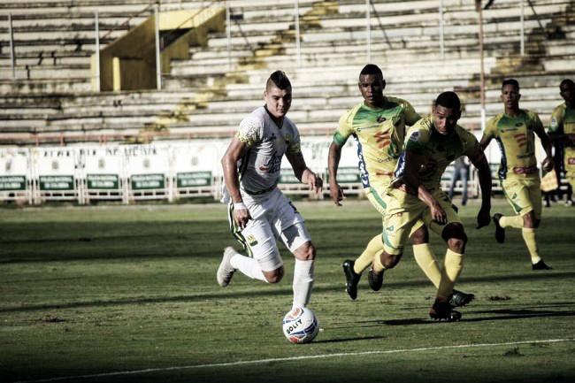 Atlético Bucaramanga rugió en Neiva y devoró al Atlético Huila