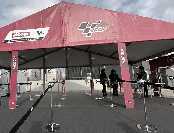 El Circuito de Valencia contará con estrictas medidas