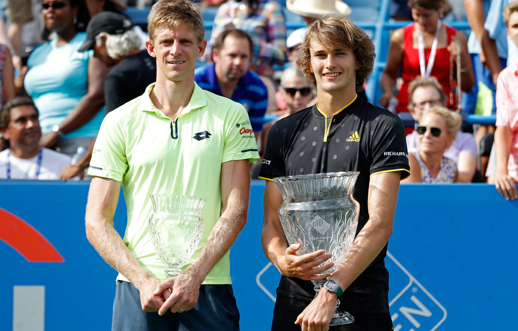 US Open first round preview: Kevin Anderson vs Alexander Zverev
