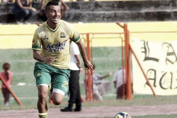 John Pérez vuelve al Bucaramanga