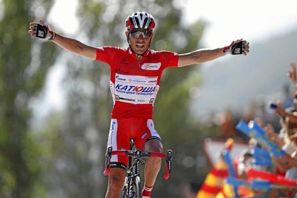 'Purito' y Contador mandan en la Vuelta