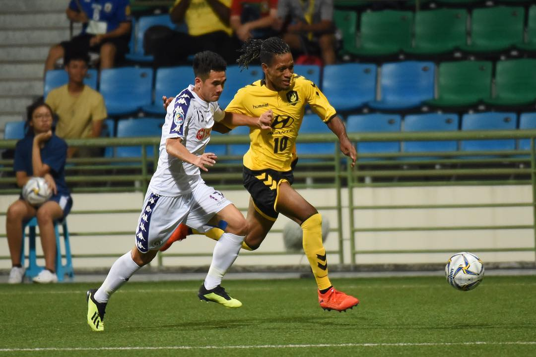 Superb Stags come from behind to notch point against Hanoi