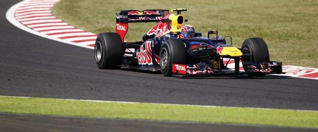 Giappone, Libere : Webber precede Hamilton, Alonso 5°