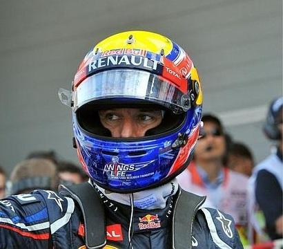 """Webber: """"Mañana es el día para conseguir un buen resultado"""""""