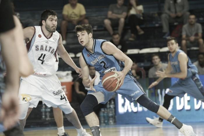 Bahía Basket se impuso en su territorio