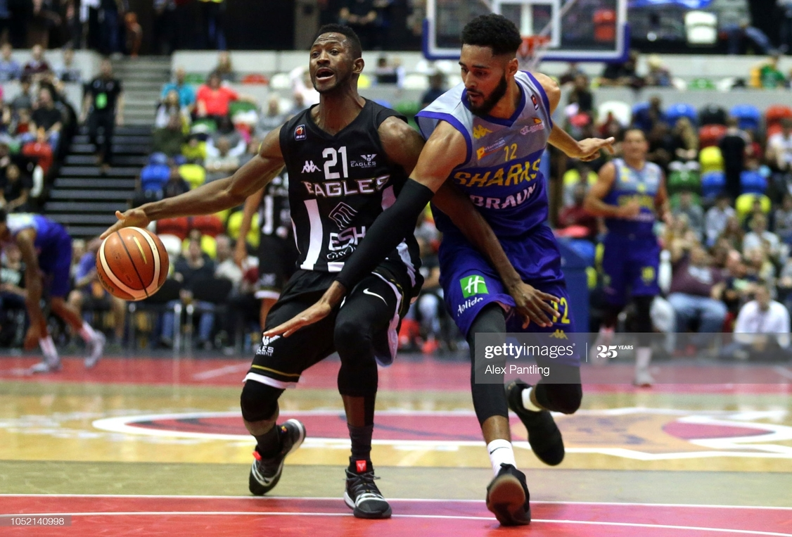 British Basketball League vet Drew Lasker returns to UK for 16th season and 8th with Newcastle Eagles
