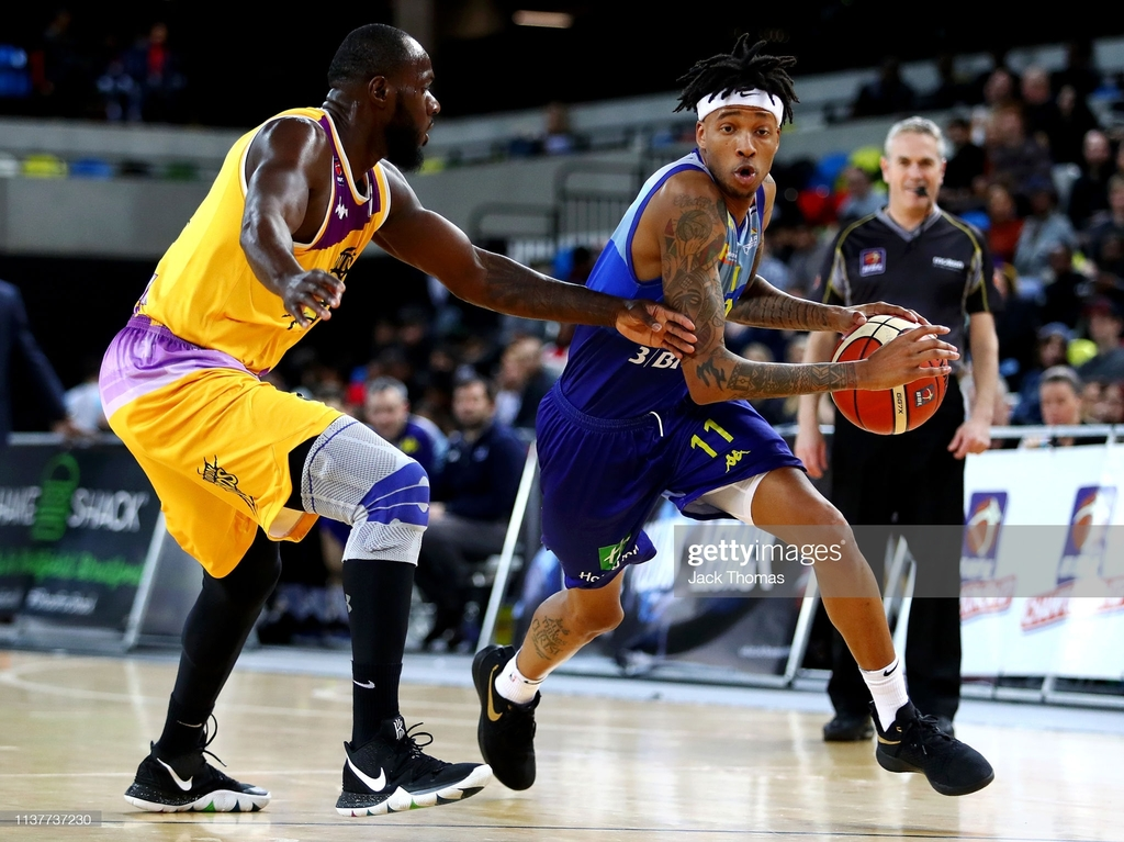 British Basketball - are foreign imports needed?