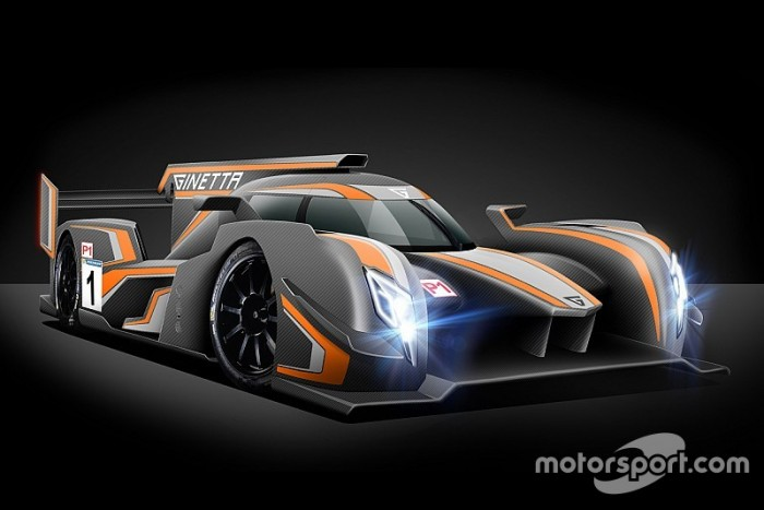 Ginetta to build LMP1 chassis for 2018 season