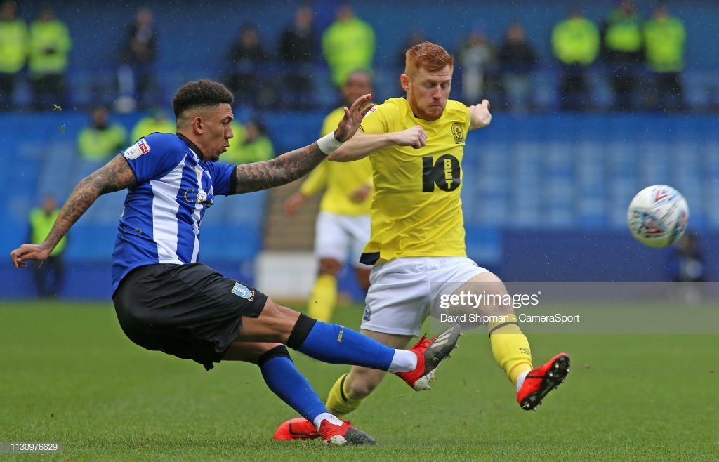 Sheffield Wednesday 4-2 Blackburn Rovers: Wednesday walk away with all 3 points