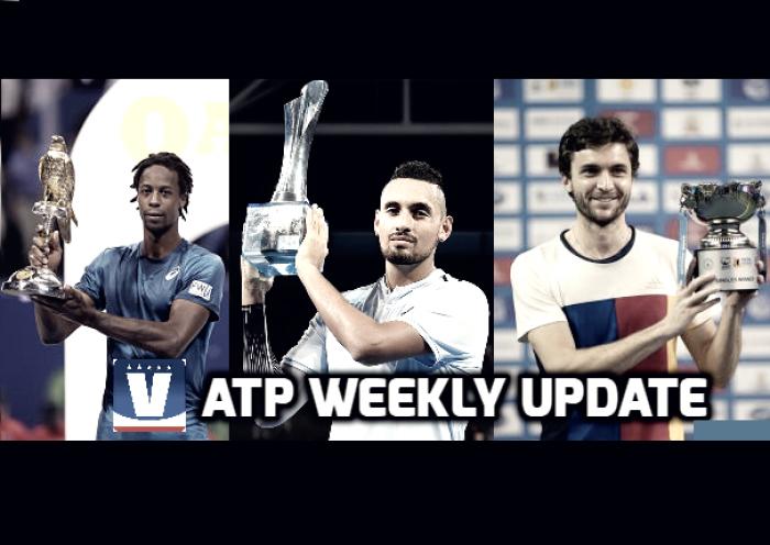 ATP Weekly Update week one: Wild week to open season