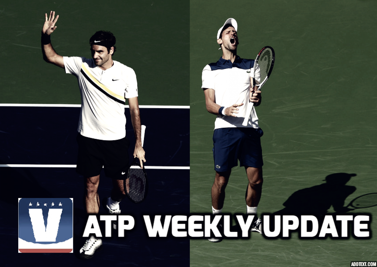 ATP Weekly Update week ten: Mixed early fates for stars in Indian Wells