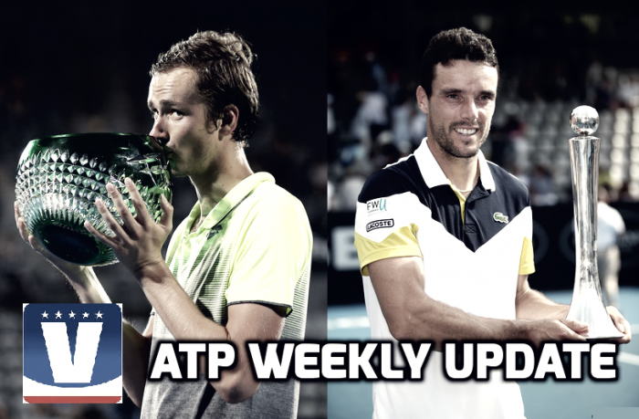 ATP Weekly Update week two: Kids rule Sydney, veterans dominate Auckland