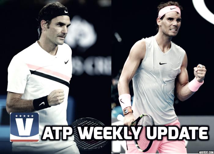 ATP Weekly Update week three: Australian Open underway