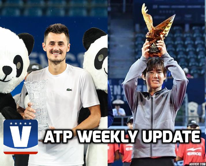 ATP Weekly Update week 39: Qualifiers clean up first week of Asian Swing