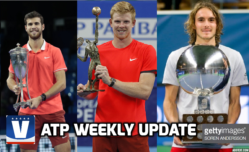 ATP Weekly Update week 42: Young guns come up big