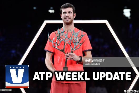 ATP Weekly Update week 44: Karen Khachanov steals the show in final week before ATP Finals