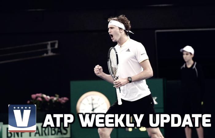 ATP Weekly Update week five: Davis Cup gets underway