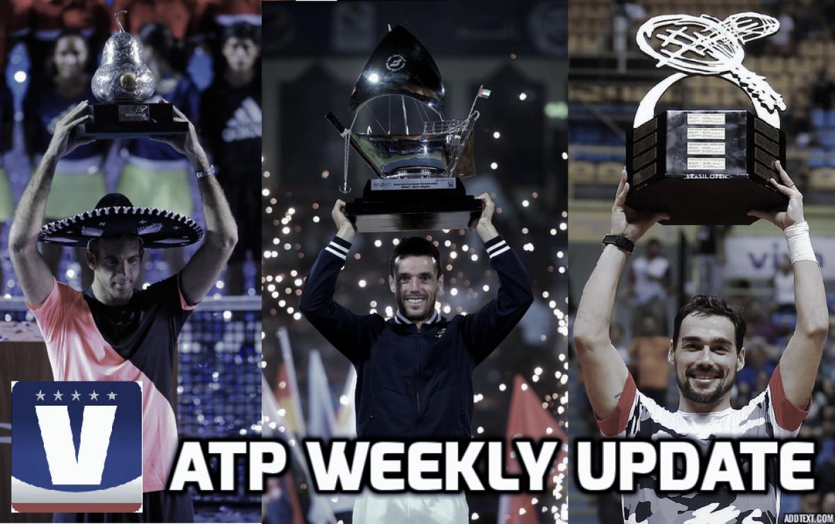 ATP Weekly Update week nine: Veterans score breakthrough wins