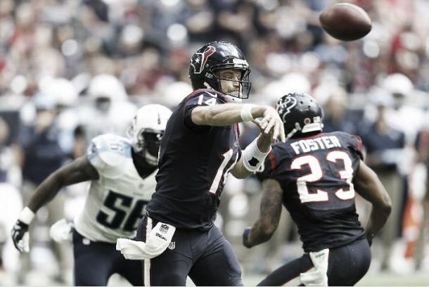 La asociación Fitzpatrick-Hopkins da la victoria a los Texans