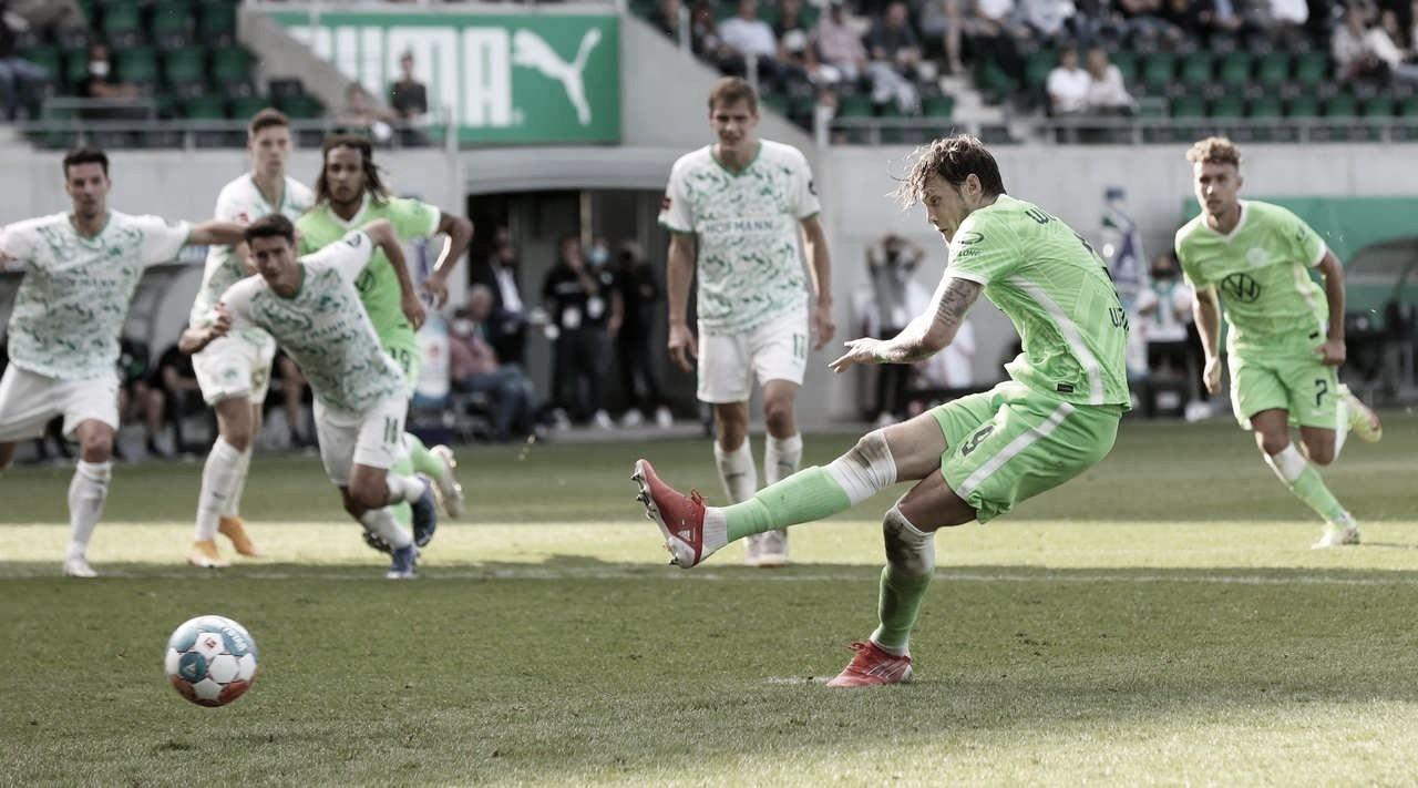 Wolfsburg vence Greuther Fürth fora de casa e segue líder da Bundesliga
