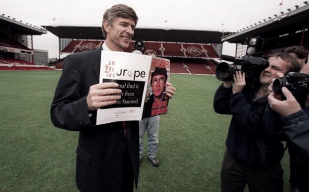 Arsene Wenger's first defeat: Where are they now?
