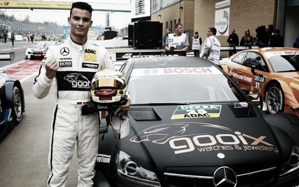 Pascal Wehrlein, a nova coqueluche da Mercedes