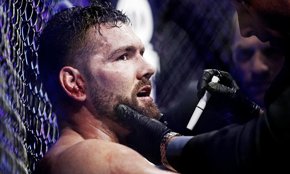 Suspensiones médicas de UFC 230
