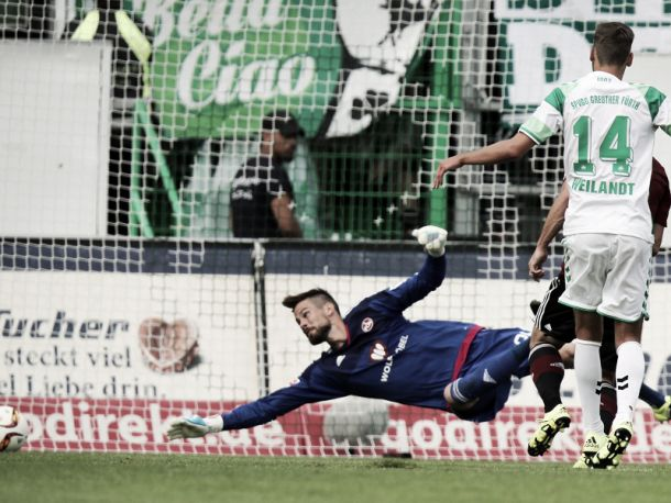 Greuther Fürth 3-2 1. FC Nürnberg: Freis keeps his cool to settle the Frankenderby at the death