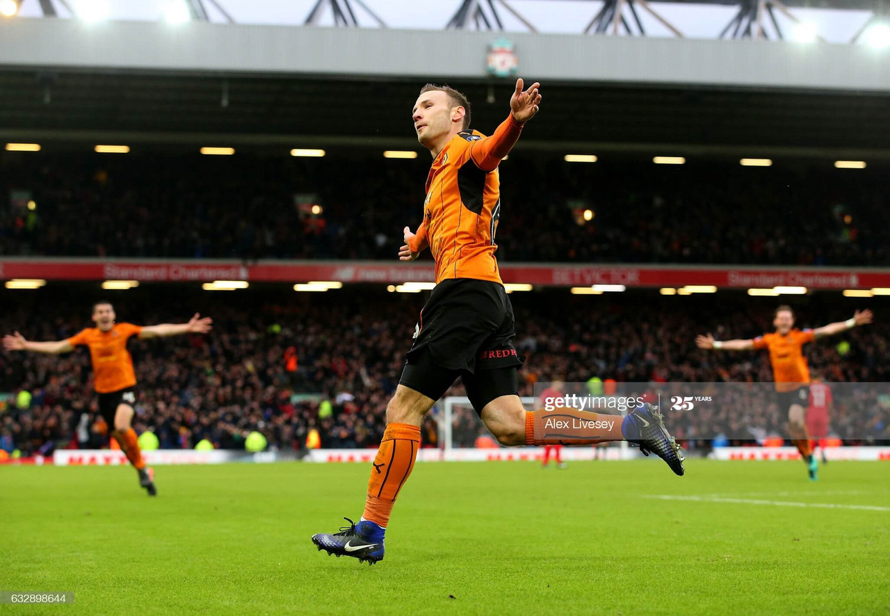 Memorable Match: Liverpool 1-2 Wolverhampton Wanders- Wolves pull of shock cup win at Anfield