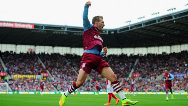 Weimann Second Half Strike Enough to See Off the Potters