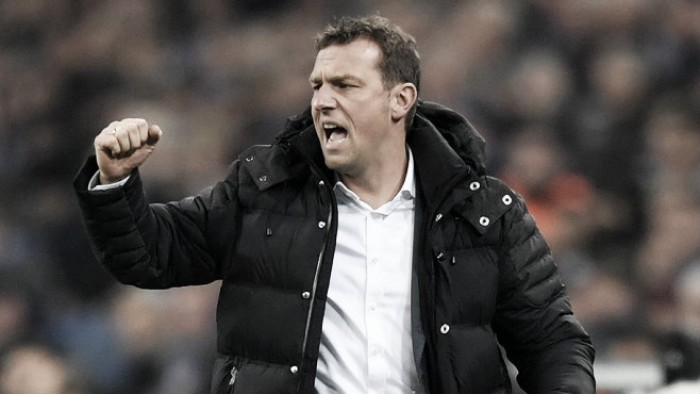 """Markus Weinzierl: """"Fue una victoria merecida"""""""