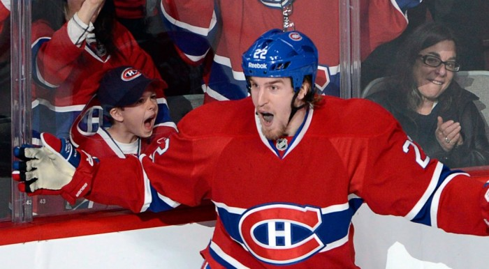 Chicago Blackhawks Acquire Dale Weise, Tomas Fleischmann from Montreal Canadiens