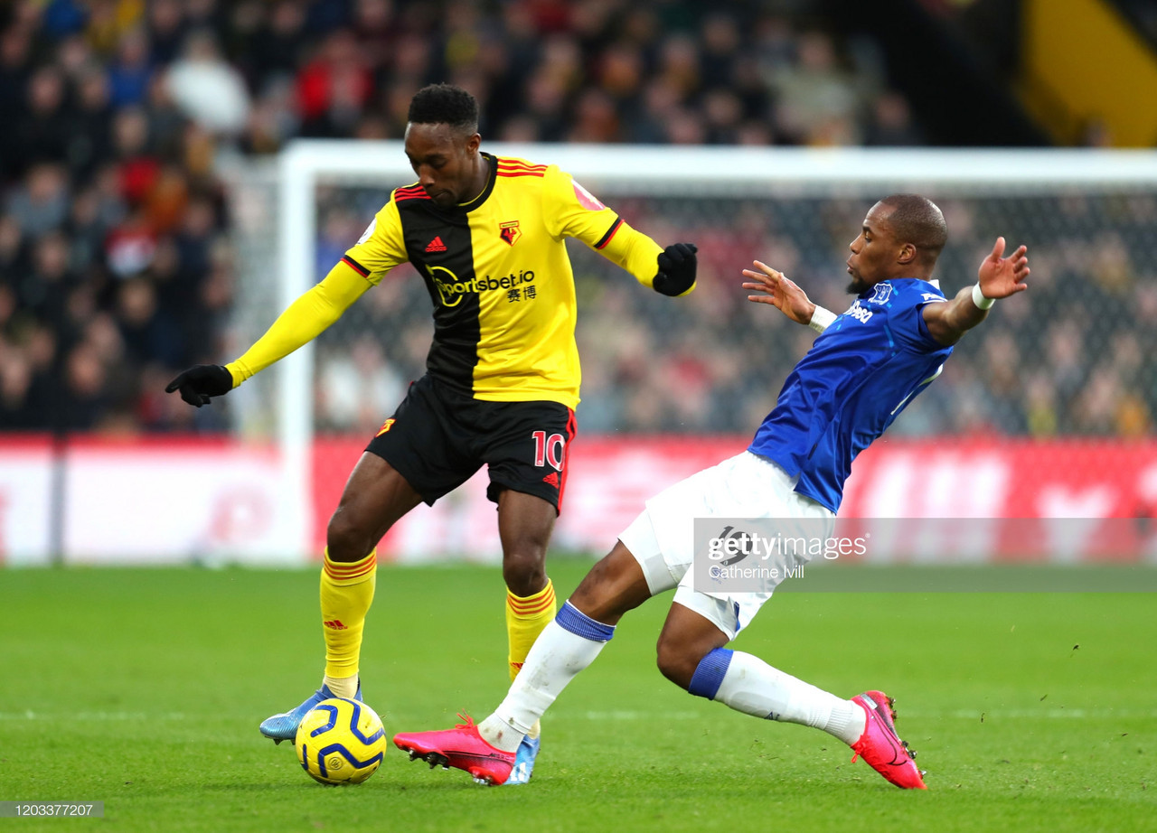 """Welbeck admits Everton defeat """"difficult to take"""""""