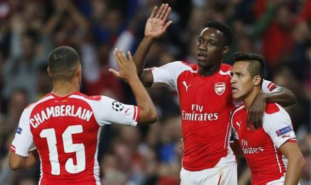 Five things we learnt from Arsenal's 4-1 win over Galatasaray