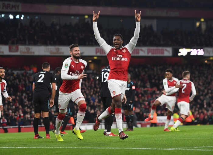EFL Cup, Arsenal e City in semifinale
