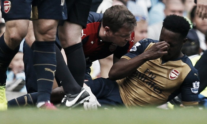 Wilshere's game time overshadowed by Welbeck's injury