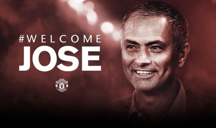 Fim da novela: Mourinho é anunciado como novo técnico do Manchester United
