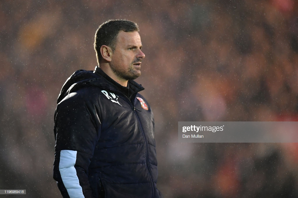 "Richie Wellens on a ""Good result but poor performance"" against Scunthorpe United"