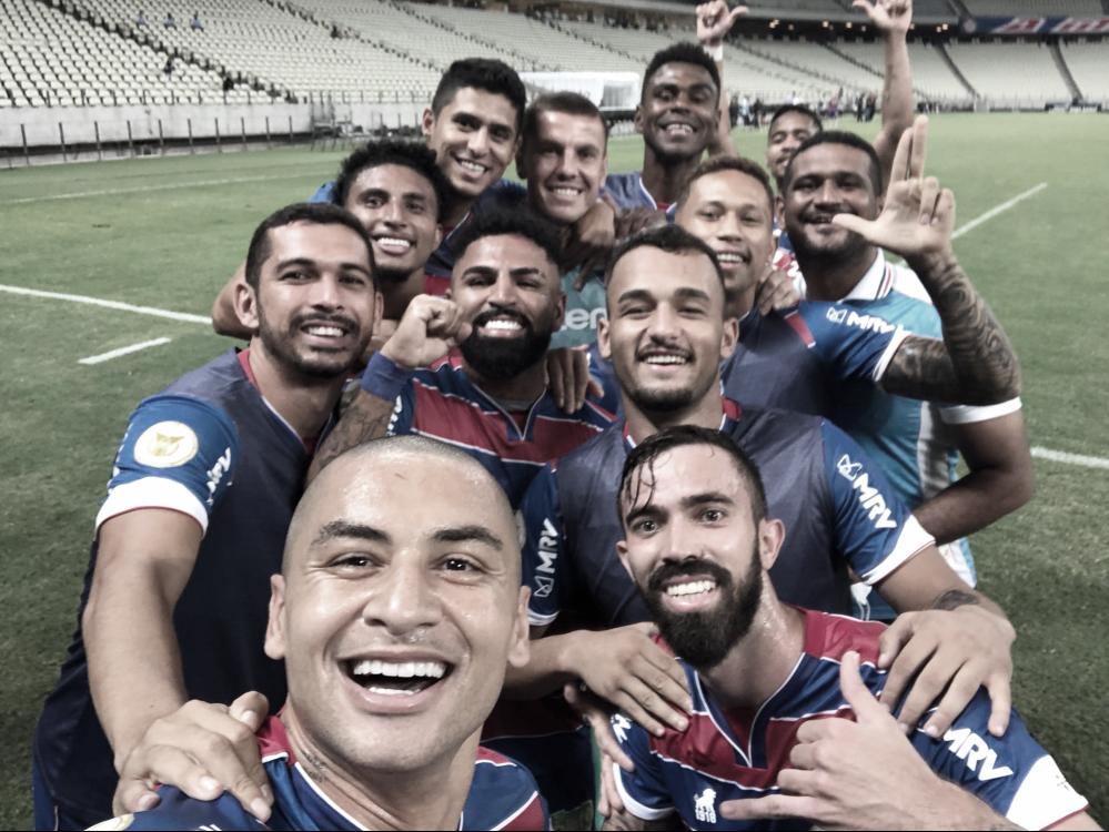 Wellington Paulista marca de pênalti e dá vitória ao Fortaleza sobre o Sport