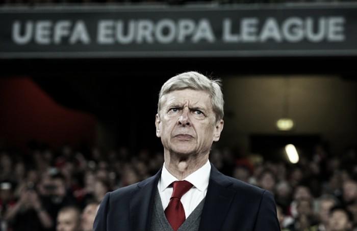 """Após confusão, Wenger acredita que Arsenal não deve ser punido pela Uefa: """"Seria injusto"""""""