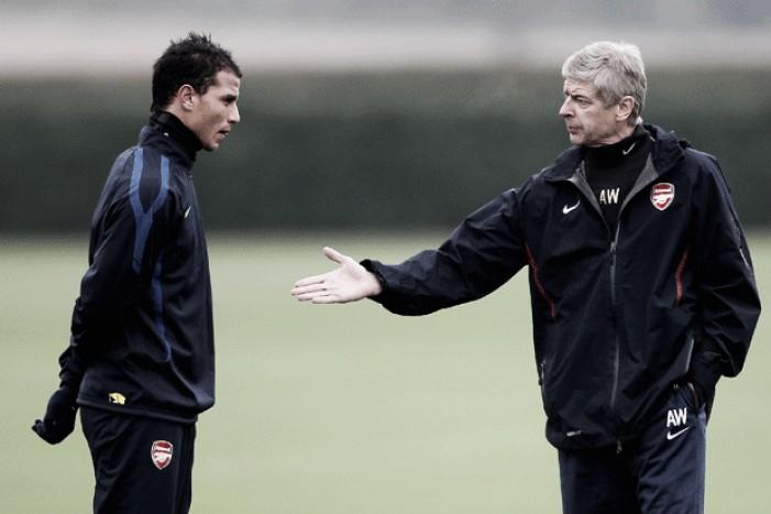 """Chamakh: """"Merecía más respeto por parte de Wenger"""""""