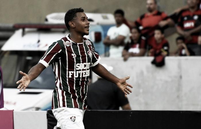 Destaque do Fluminense em 2017, volante Wendel é anunciado pelo Sporting
